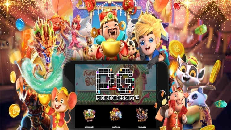 Get Big Promotions by Playing Slot Online at PGSLOTBAR.com   Arreh